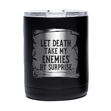 Pipe Hitters Union Psalm 55:15 - Tumblers 10 oz Front - HCC Tactical