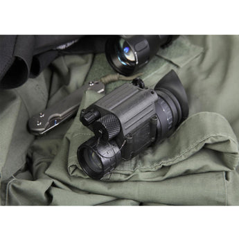 AGM Global Vision AGM PVS-14 3AW (Gen 3+ Auto-Gated White Phosphor) Lifestyle 2 - HCC Tactical