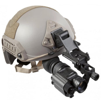 AGM Global Vision AGM PVS-14 3AW (Gen 3+ Auto-Gated White Phosphor) Helmet Mount - HCC Tactical