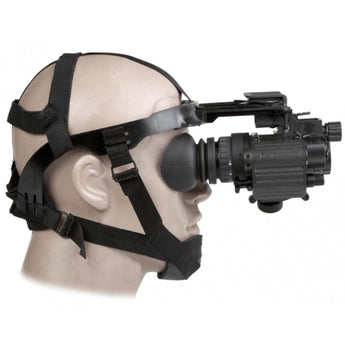 AGM Global Vision AGM PVS-14 3AW (Gen 3+ Auto-Gated White Phosphor) Side - HCC Tactical