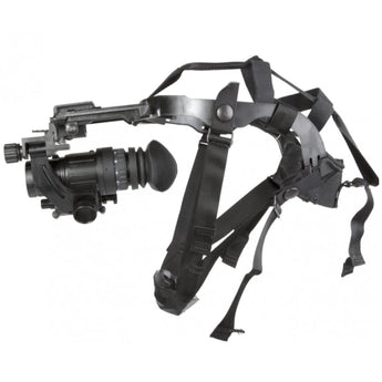AGM Global Vision AGM PVS-14 3AW (Gen 3+ Auto-Gated White Phosphor) Harness - HCC Tactical