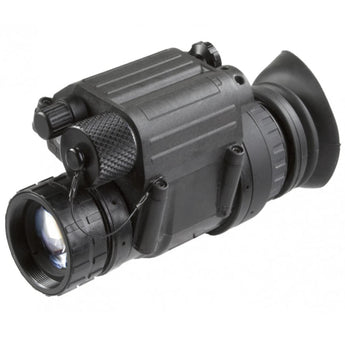 Black; AGM Global Vision AGM PVS-14 3AW (Gen 3+ Auto-Gated White Phosphor) - HCC Tactical