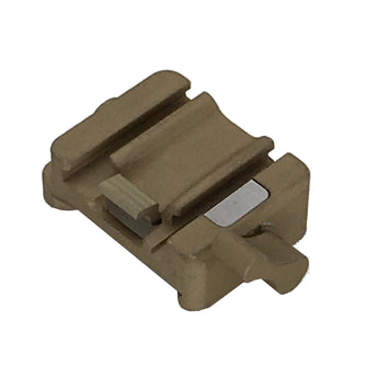 Tan; Norotos Quick-Change Dovetail Socket - HCC Tactical