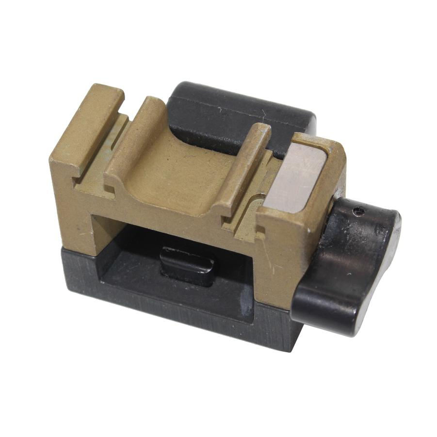 Black; Norotos Quick-Change Horn Socket - HCC Tactical