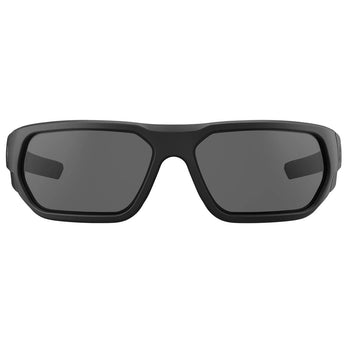 alt - Matte Black Frame / Gray Lens / No Mirror; MagPul Radius - HCC Tactical