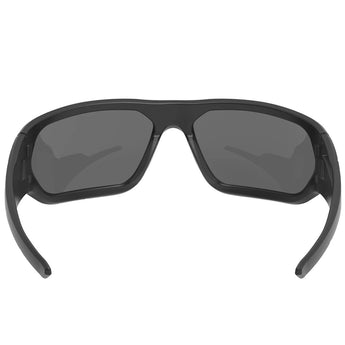 MagPul Radius Matte Black Frame / Gray Lens / No Mirror - HCC Tactical