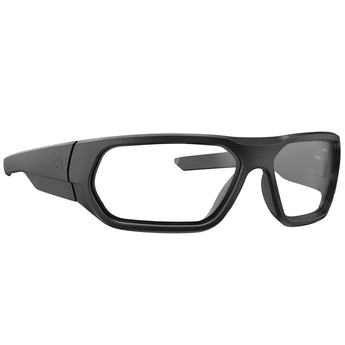 Matte Black Frame / Clear Lens / No Mirror; MagPul Radius - HCC Tactical