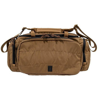 Coyote; Grey Ghost Gear Range Bag - HCC Tactical