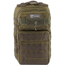 Green; Drago Gear Ranger Laptop Backpack - HCC Tactical