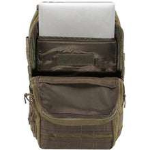Drago Gear Ranger Laptop Backpack Green Front - HCC Tactical