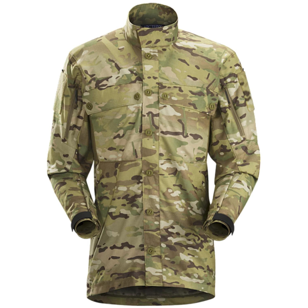 MultiCam; Arc'teryx LEAF Recce Shirt LT MultiCam Men's - HCC Tactical