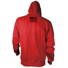 alt - Red; Pipe Hitters Union R.E.D Hoodie - HCC Tactical