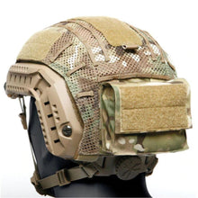 alt - MultiCam; Ops-Core Removable Rear Pouch - HCC Tactical