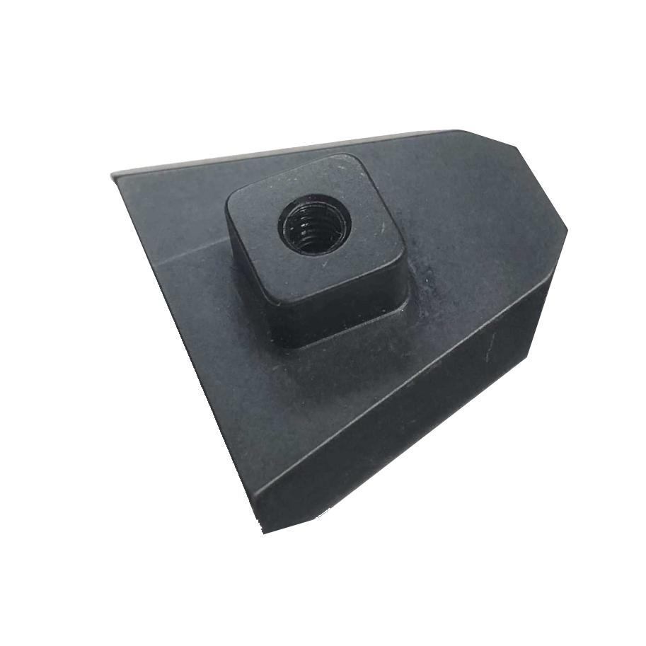 Black; MOD Armory Replacement Dovetail - HCC Tactical