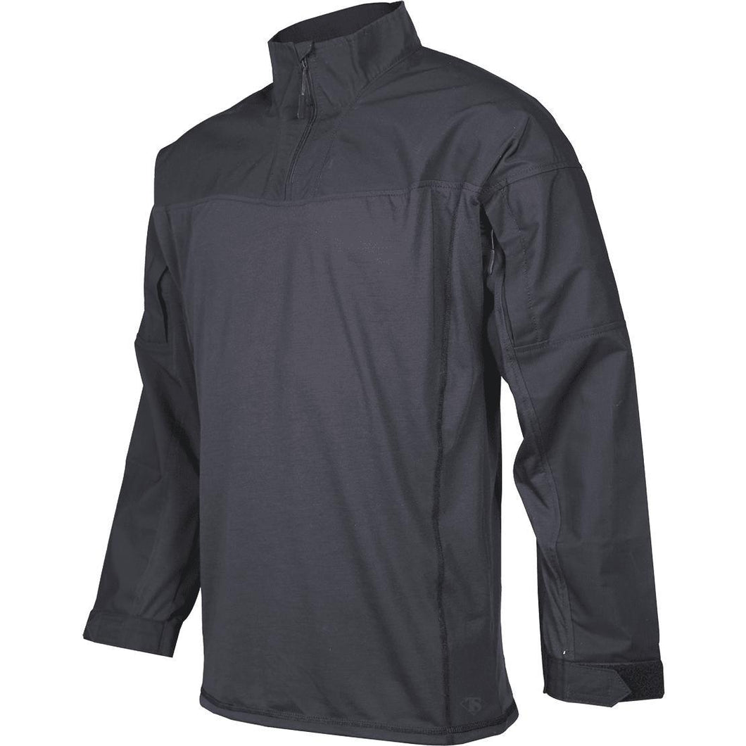 Black; Tru-Spec Responder Shirt - HCC Tactical