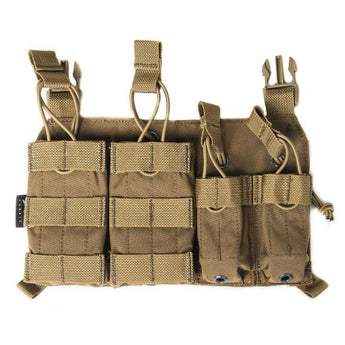 Coyote Brown; HRT Tactical Response Placard - HCC Tactical