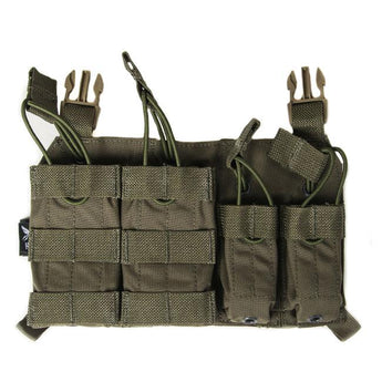 Ranger Green; HRT Tactical Response Placard - HCC Tactical
