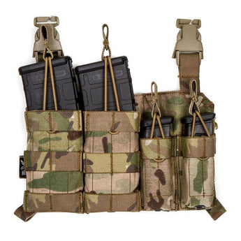 MultiCam; HRT Tactical Response Placard - HCC Tactical
