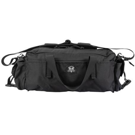 Black; Grey Ghost Gear RRS Transport Bag - HCC Tactical