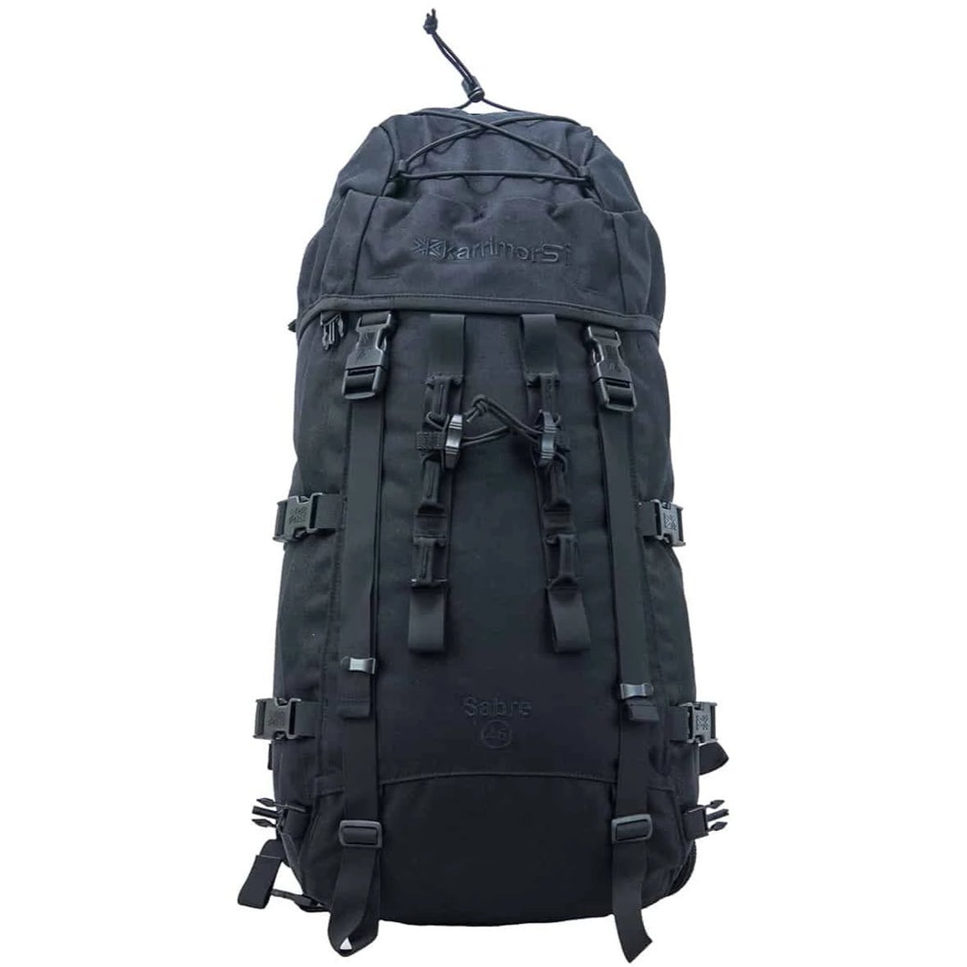Black; Karrimor SF Sabre 45 - HCC Tactical