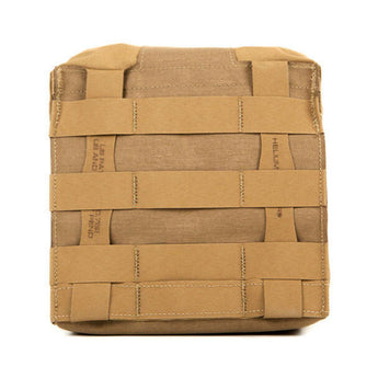 altr - Coyote Brown; Blue Force Gear SAW Pouch - HCC Tactical