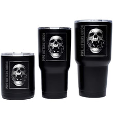 Black / Stainless; PHU - Scream - Tumblers - HCC Tactical