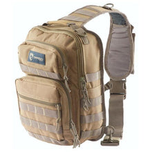 Drago Gear Sentry Pack for Tablet Tan Side - HCC Tactical