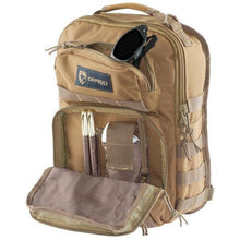 Drago Gear Sentry Pack for Tablet Tan Open - HCC Tactical