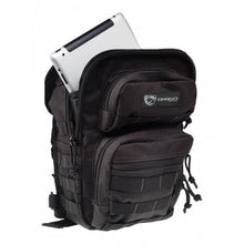 Black; Drago Gear Sentry Pack for Tablet - HCC Tactical