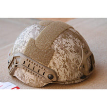 Desert MARPAT; Ops-Core Sentry XP Mid Cut - HCC Tactical