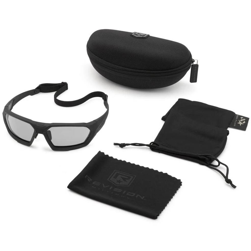 Revision ShadowStrike Ballistic Sunglasses Photochromic Kit - HCC Tactical