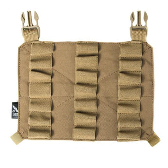 Tan; HRT Tactical Shotgun Placard - HCC Tactical
