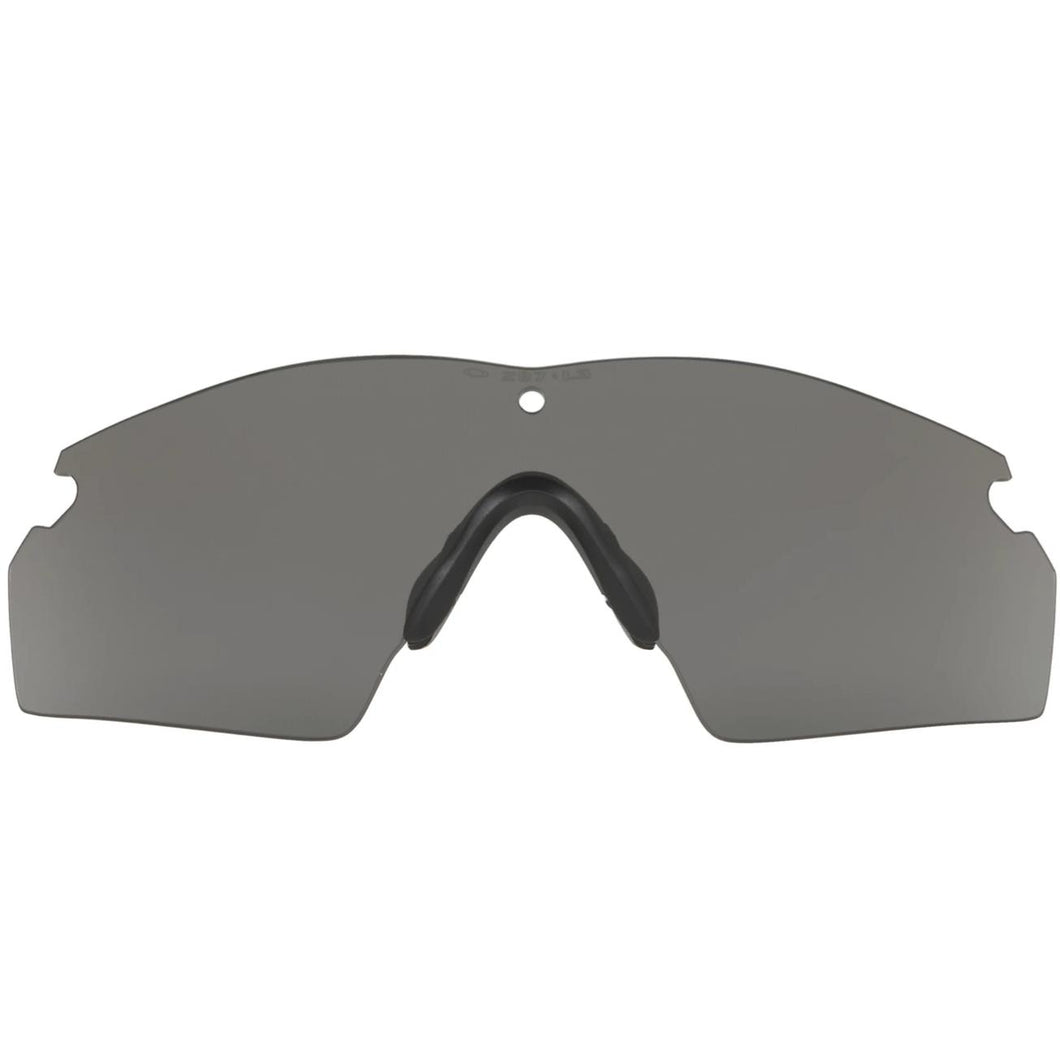 Grey; Oakley Standard Issue Ballistic M Frame 3.0 Replacement Lens (APEL) - HCC Tactical