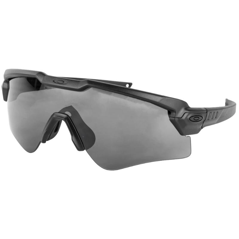 Black / Gray; SI Ballistic M-Frame Alpha - HCC Tactical