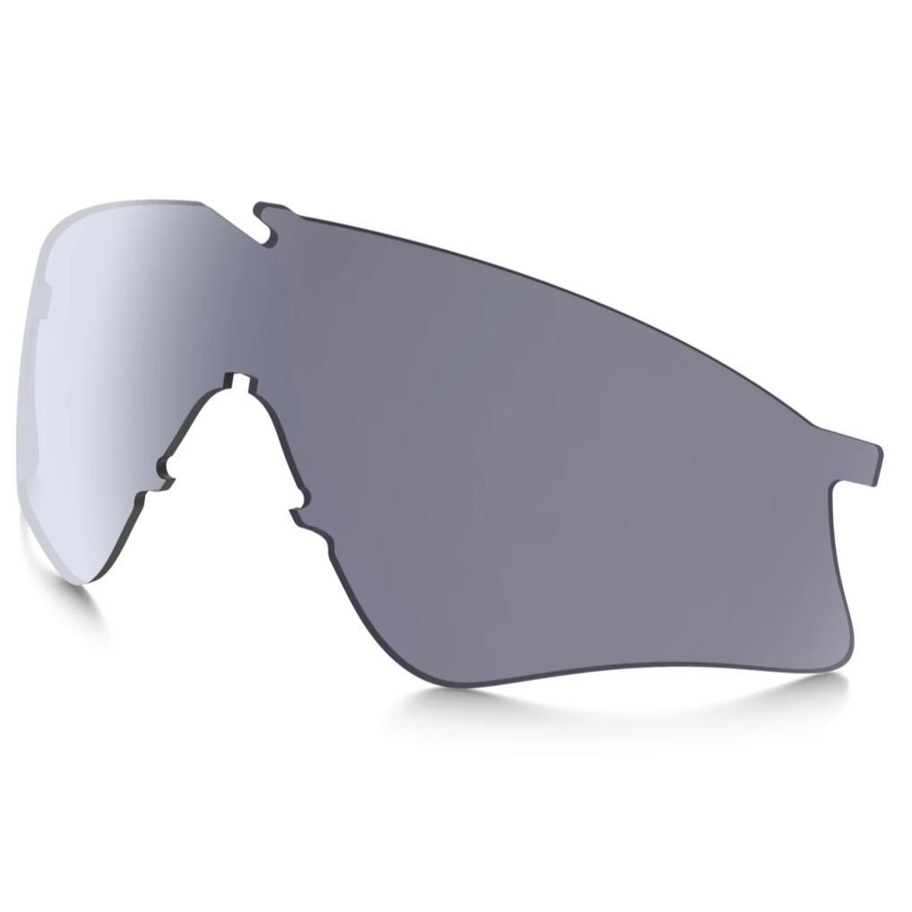 Grey; Oakley SI Ballistic M Frame ALPHA Replacement Lenses (Standard) - HCC Tactical