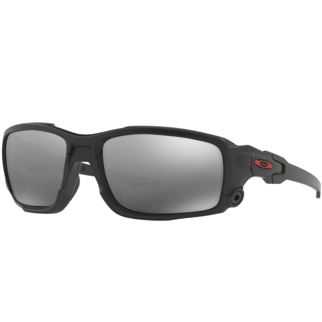 Matte Black Frame / Black Iridium Lens; Oakley Standard Issue Ballistic Shocktube - HCC Tactical