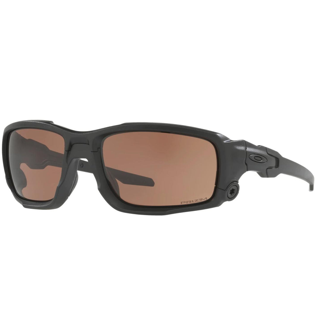 Matte Black Frame / Prizm TR22 Lens; Oakley Standard Issue Ballistic Shocktube - HCC Tactical