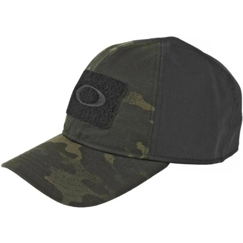 MultiCam Black; Oakley SI Cotton Cap - HCC Tactical