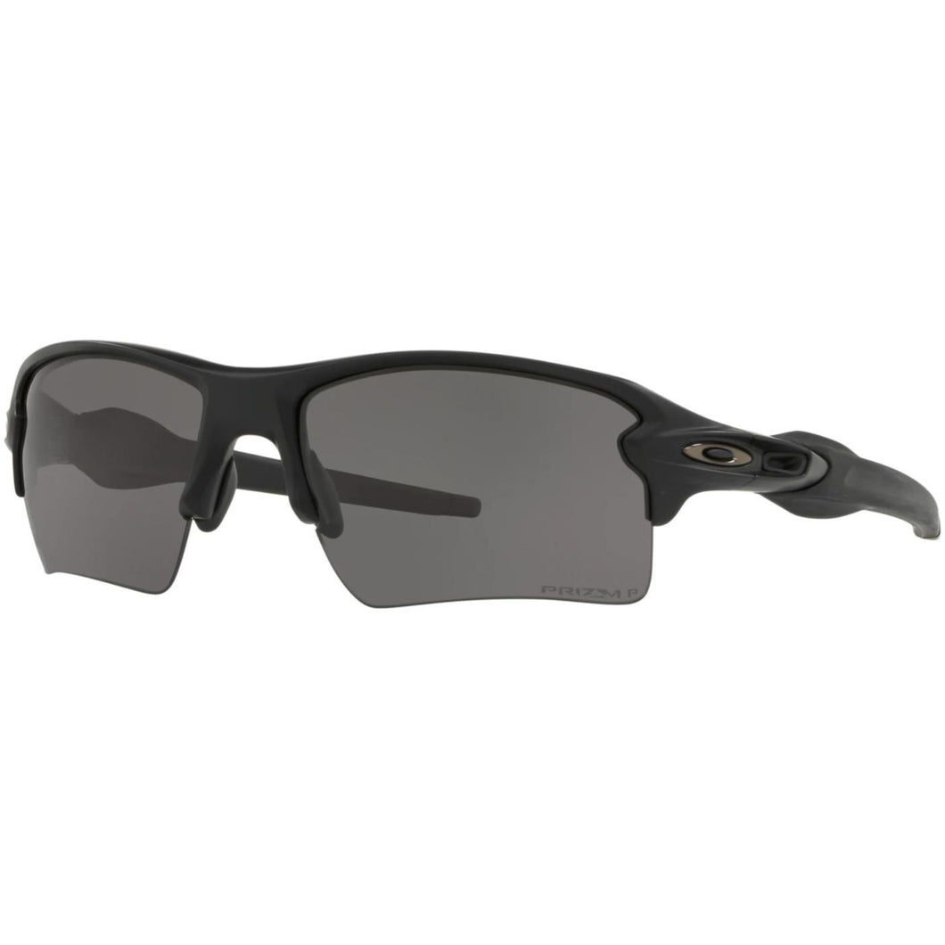 Matte Black Frame / Prizm Grey Polarized Lens; Oakley Standard Issue Flak 2.0 XL Uniform Collection - HCC Tactical