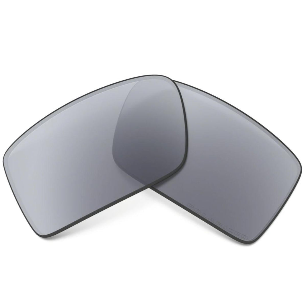 Grey Polarized; Oakley Gascan Replacement Lenses (HD Polarized) - HCC Tactical