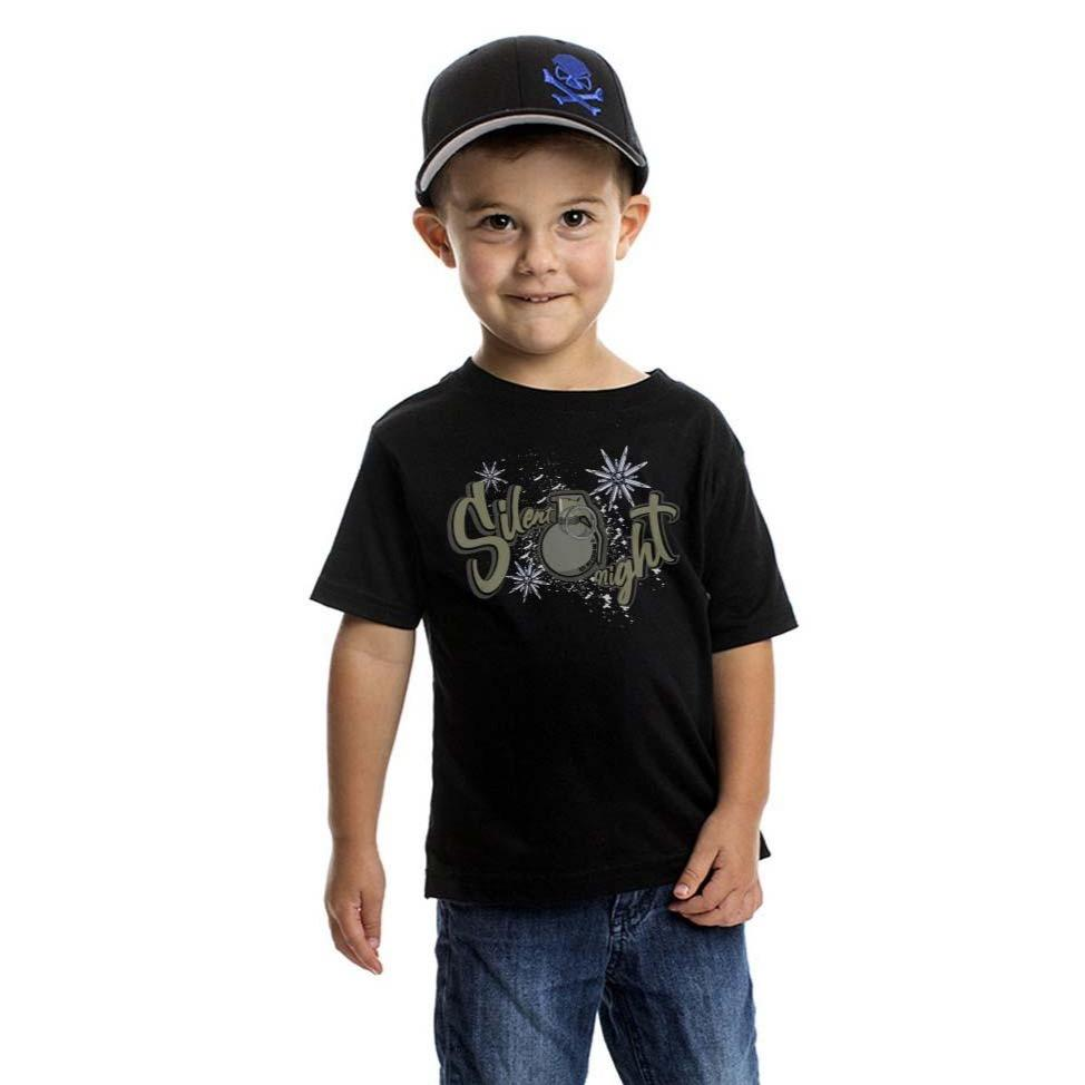 PHU - Silent Night Tee - Youth - HCC Tactical