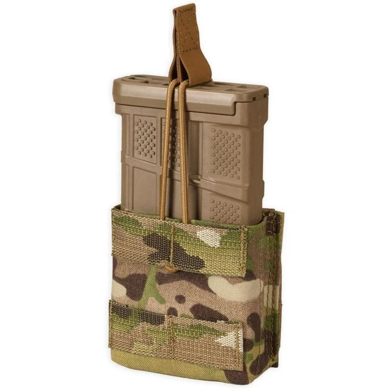 MultiCam; Chase Tactical Single 7.62 Cal Mag Pouch - HCC Tactical