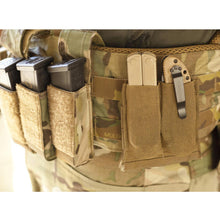 Blue Force Gear Single Pistol Mag Pouch Profile Lifestyle 4 - HCC Tactical