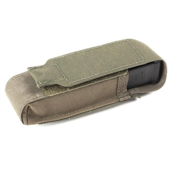 Ranger Green; Blue Force Gear Single Pistol Mag Pouch - HCC Tactical