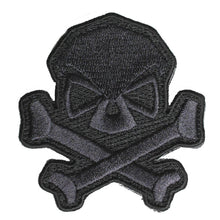 Black; Pipe Hitters Union Skull and Bones - HCC Tactical