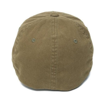 alt - Olive; Pipe Hitters Union Skull & Bones Flexfit Hat - HCC Tactical