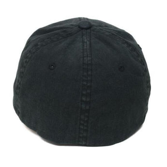 alt - Black / Gray; Pipe Hitters Union Skull & Bones Flexfit Hat - HCC Tactical