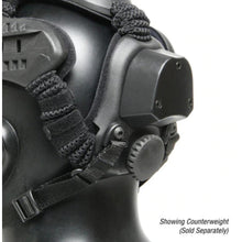 alt - Black; Ops Core Skull Mounting System - HCC Tactical