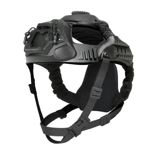 Black; Ops Core Skull Mounting System - HCC Tactical