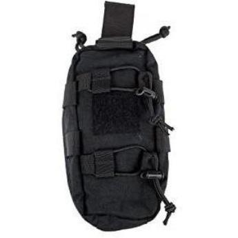 Black; Grey Ghost Gear Slim Medic Pouch - HCC Tactical